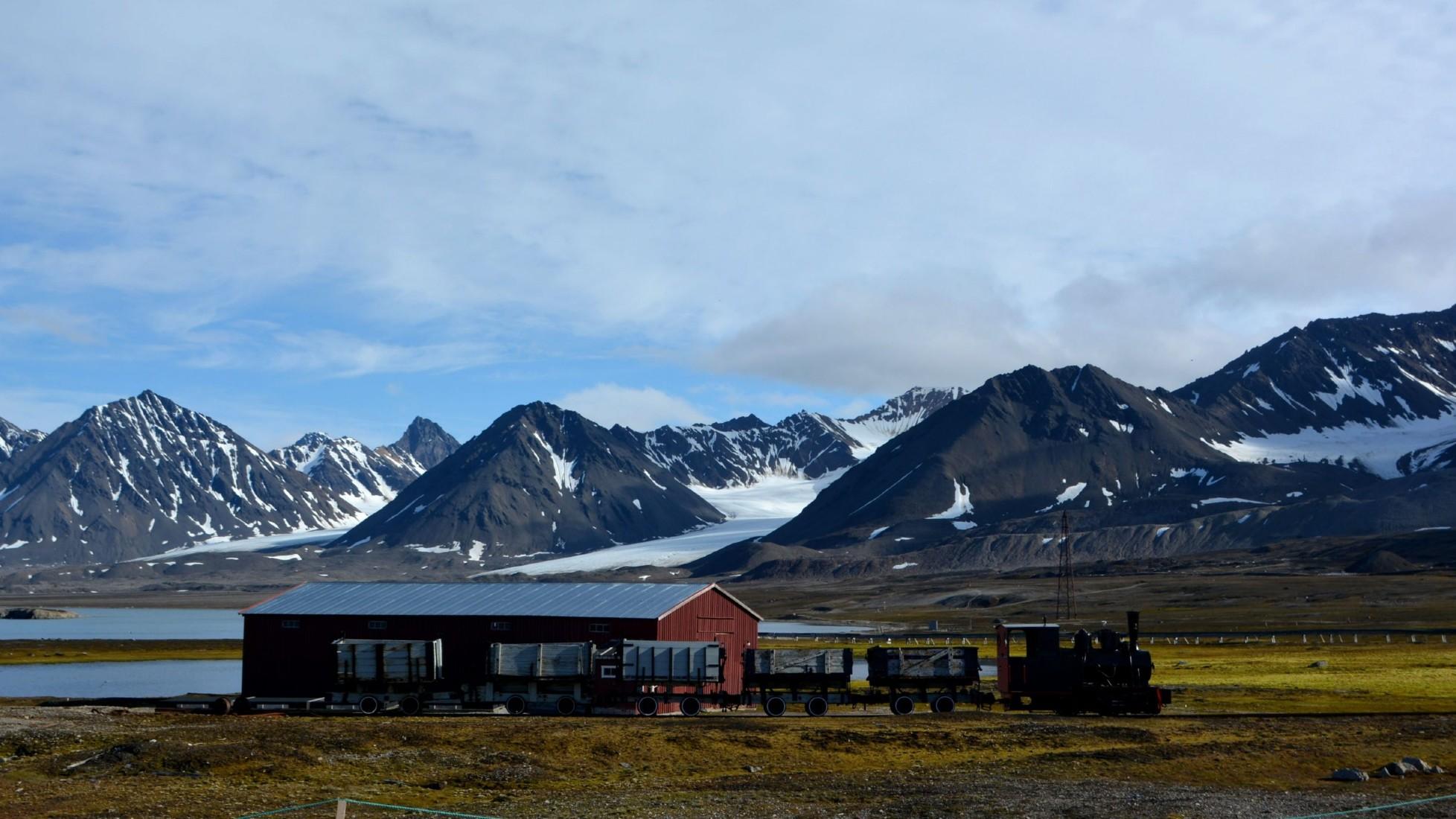Ny-Ålesund zawsze gościnne