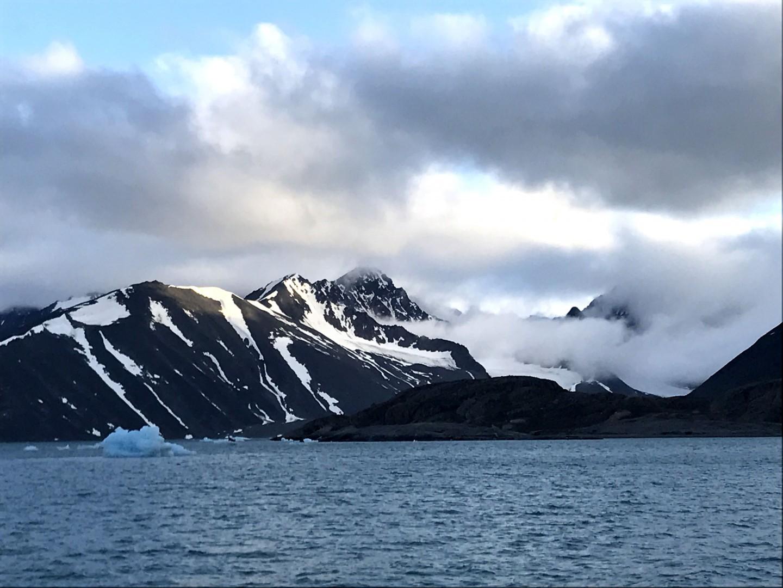 Po racuchy do Longyearbyen