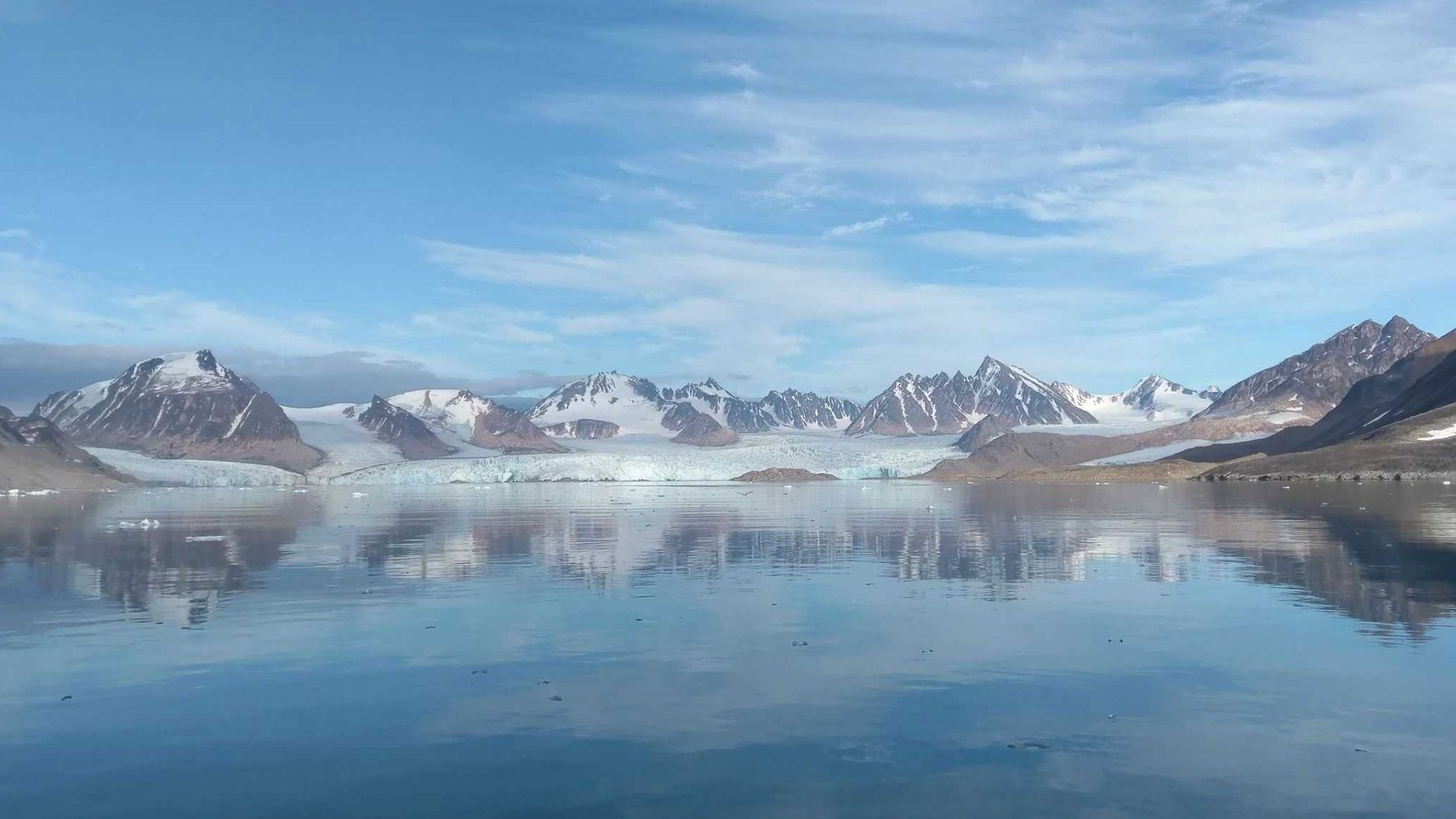 Nastrój Spitsbergen